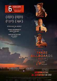 Index l threebillboards poster