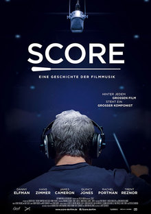 Home score poster