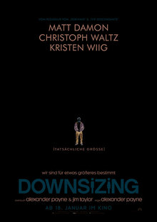 Home downsizing plakat