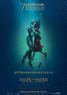 Index l shapeofwater plakat
