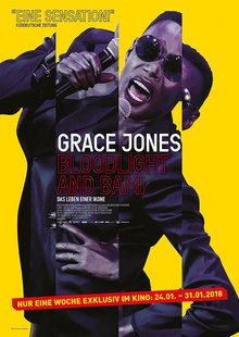 Index l gracejones plakat