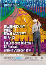 David Hockney in der Royal Academy of Arts - Exhibition on Screen