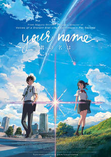 Index l your name 2017 movie poster