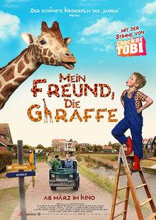 Index l mein freund die giraffe plakat