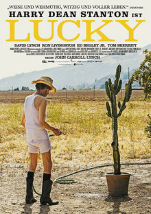 Home lucky poster online
