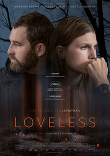 Home loveless plakat