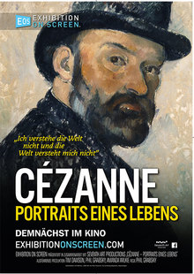 Index l cezanne plakat