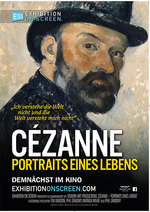 Cézanne - Portraits eines Lebens - Exhibition on Screen