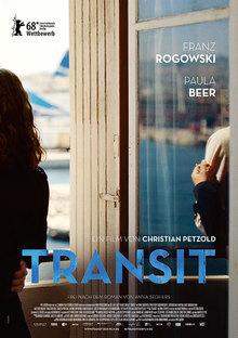 Home transit plakat
