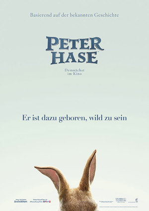 Index s retina peterhase plakat