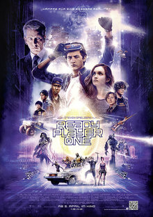 Home hauptplakat ready player one