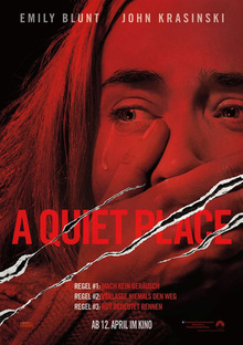 Home quietplace plakat