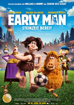 Early Man - Steinzeit bereit