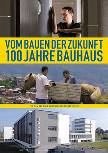 Home bauhaus100 plakat