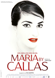 Index l maria callas plakat