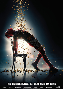 Home deadpool 2 poster