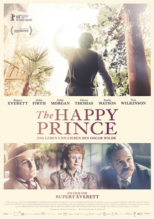 Home thehappyprince plakat