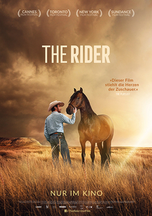 Home therider plakat