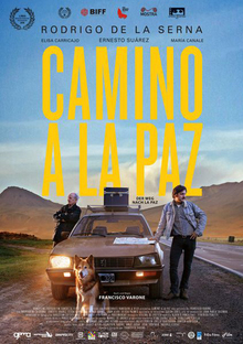 Home caminopaz plakat