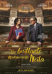 Index l die brillante mademoiselle neila plakat