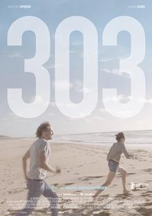 Home 303 plakat