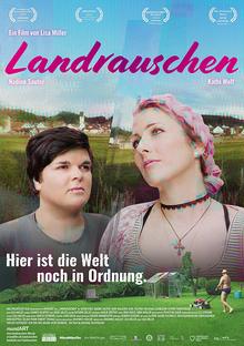 Home landrauschen plakat