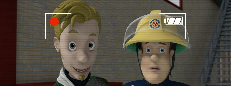 Feuerwehrmann Sam - Achtung Außerirdische